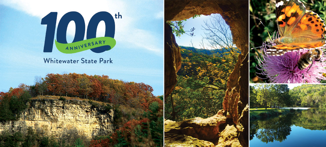 Whitewater State Park's 100th Anniversary Celebration