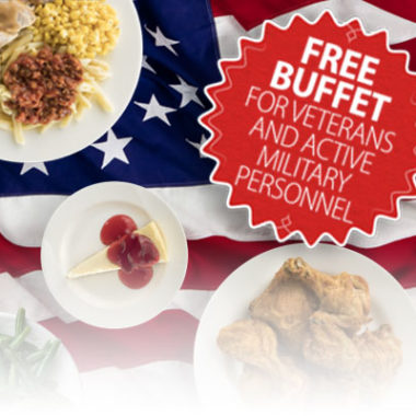 Free Buffet for Military at Mille Lacs Gran Casino
