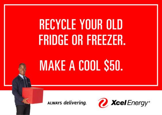 Xcel Energy Freezer and Refrigerator Recycling Program
