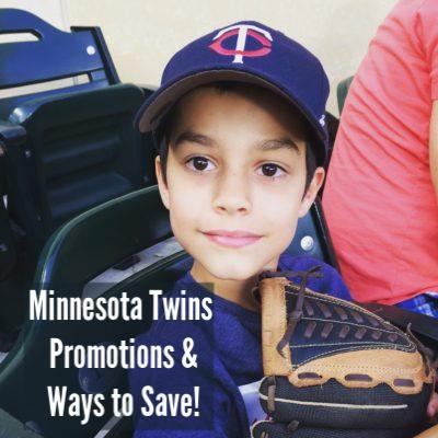 Minnesota Twins Discounts