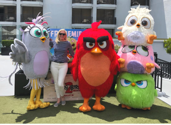 Meet Red + The Hatchlings from THE ANGRY BIRDS MOVIE 2 This