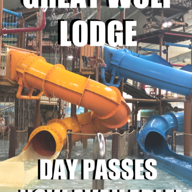 Great Wolf Lodge Day Pass