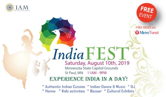 IndiaFest Minnesota