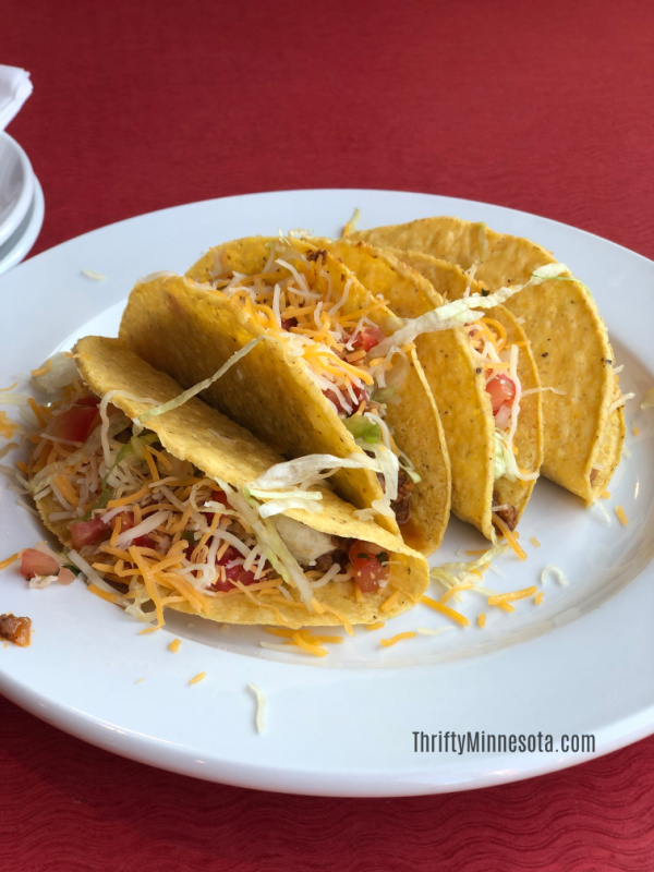 Riverside Bar and Grill Duluth Tacos