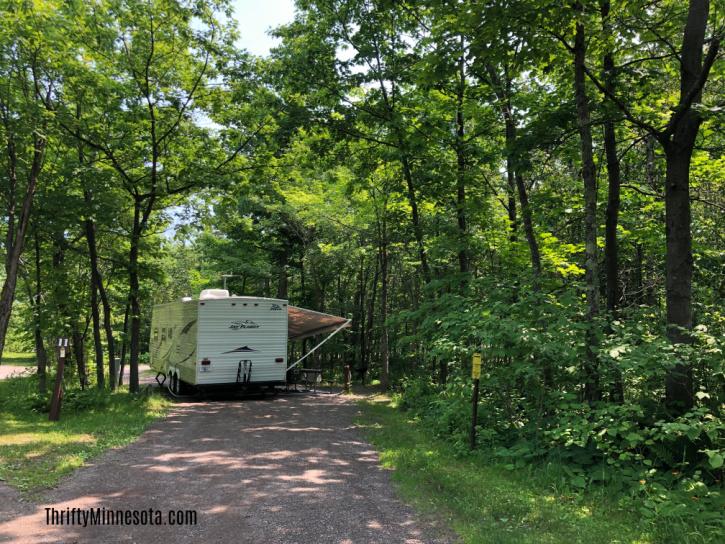 Spirit Mountain Campground