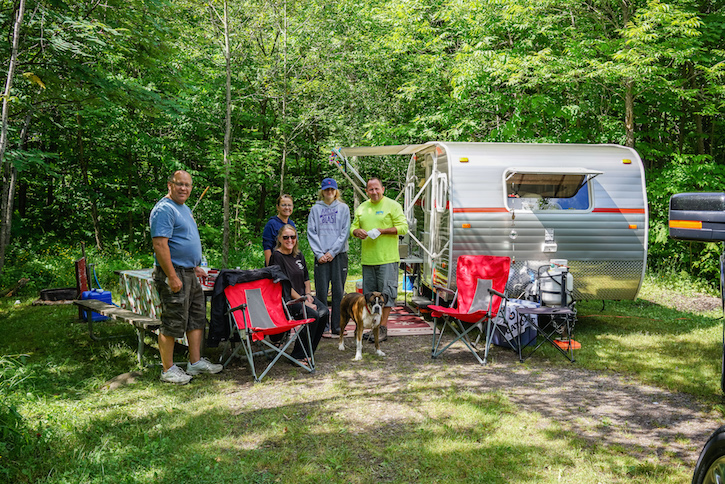 Spirit Mountain Camping