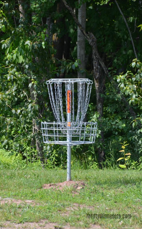 Spirit Mountain Disc Golf