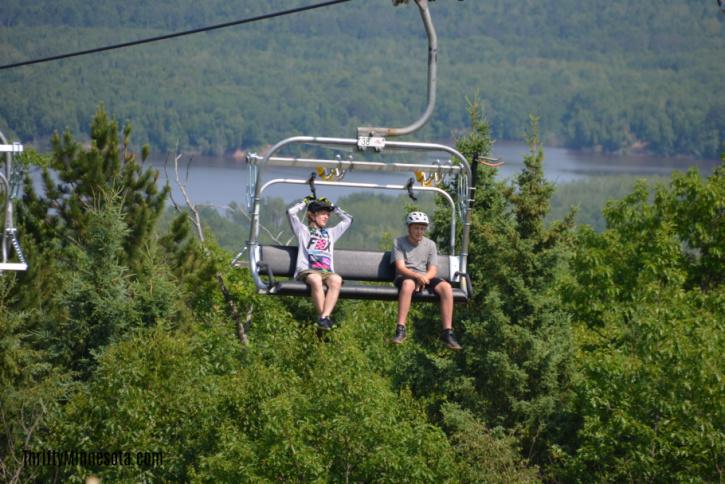 Spirit Mountain Scenic Chair Lift (1)