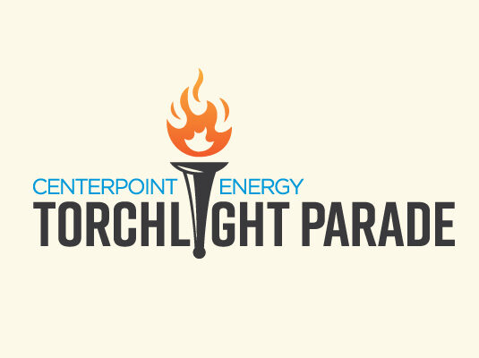 CenterPoint Energy Torchlight Parade Logo