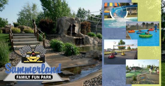 Summerland Family Fun Park (Sauk Rapids) – Up to 40% Off Go/Kart