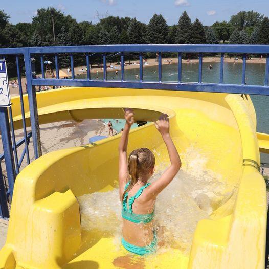 Sandventures Water Slide