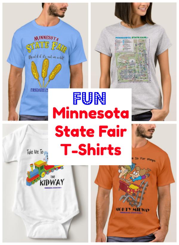 Minnesota State Fair T-Sjhirts