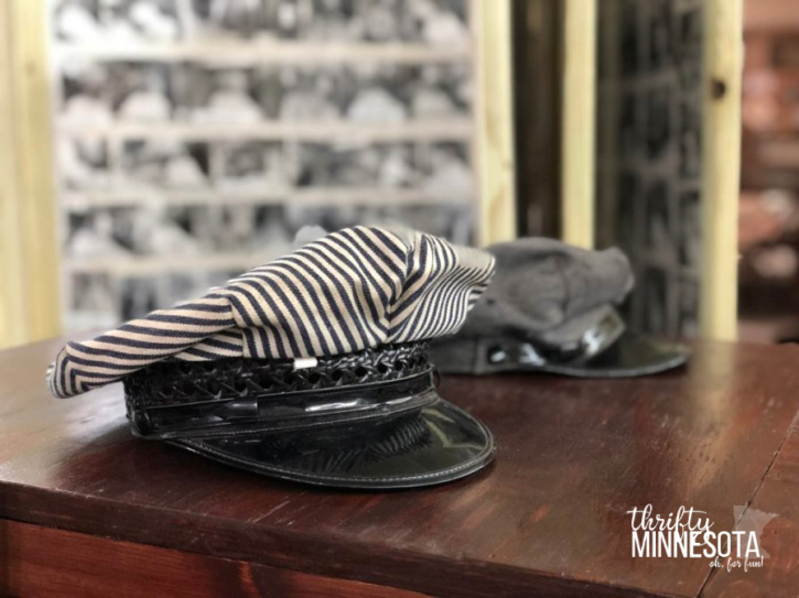 Emmet County Historical Museum Hats