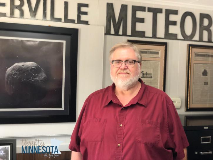 Estherville Meteorite Bob Jensen