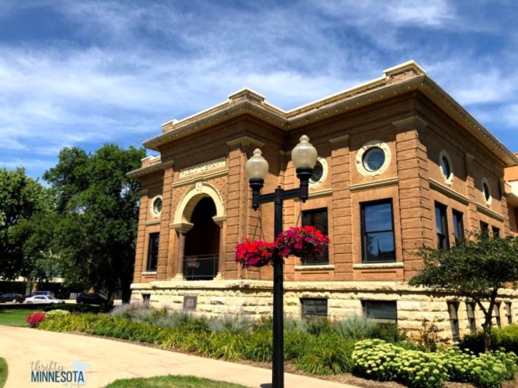 Estherville Public Library Building