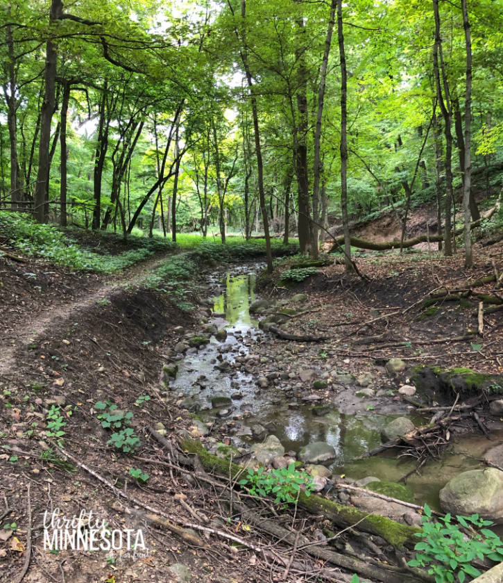 Fort Defiance State Park Trail