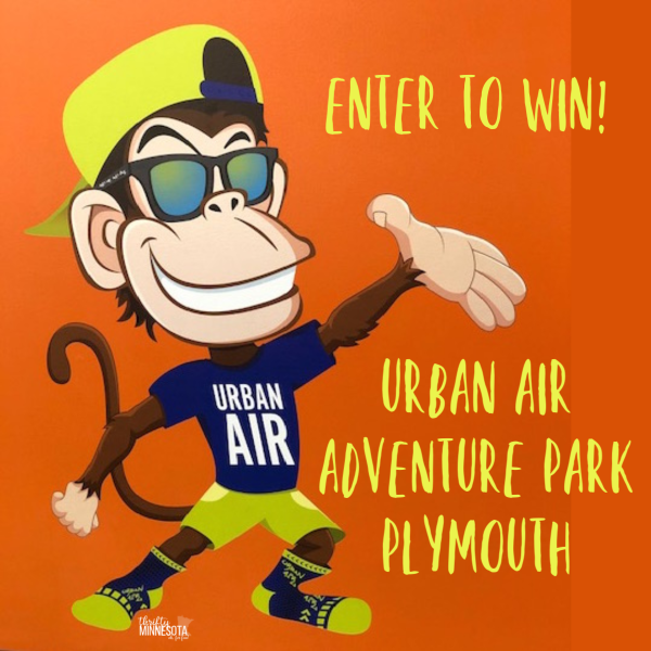 Urban Air Giveaway