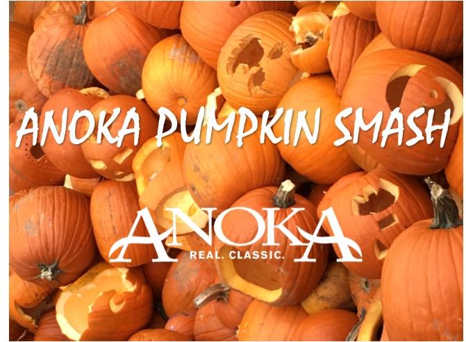 Anoka Pumpkin Smash