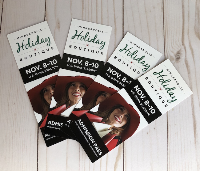 Minneapolis Holiday Boutique Tickets