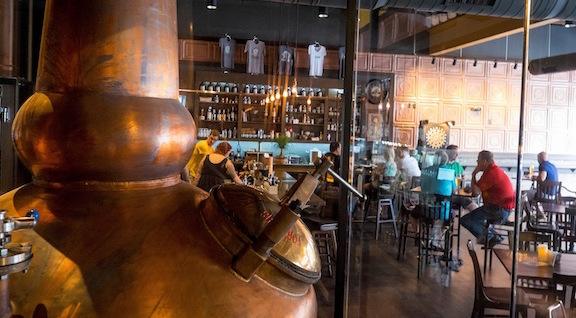 Brickway brewery and distillery