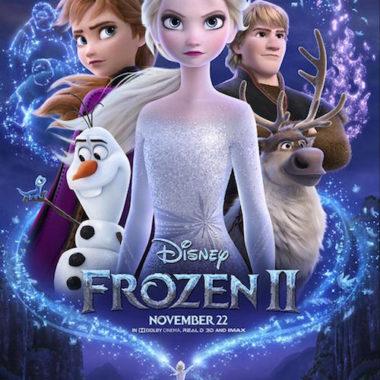 Disney Frozen II Poster