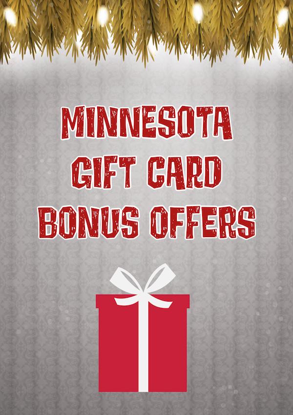 MN Bonus Gift Cards