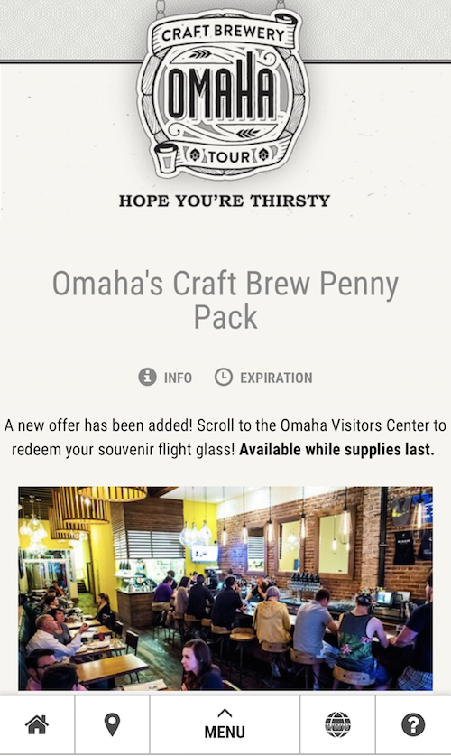 Omaha Craft Beer Penny Pack