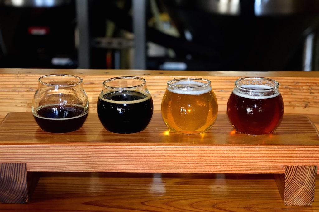 beer-tasting-flight