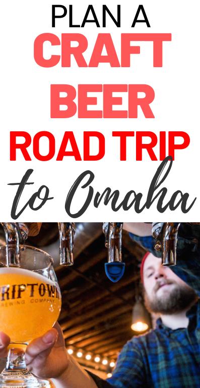 omaha craft beer road trip