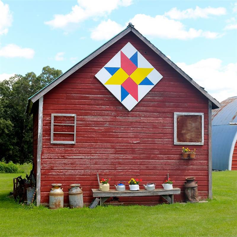 Minnesota Barn Quilt