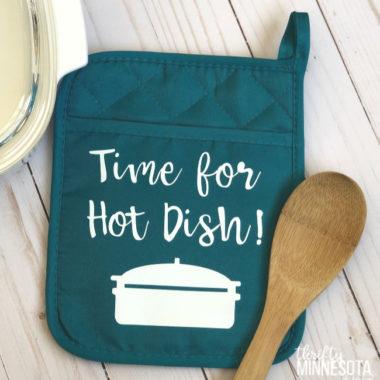 Hot Dish Potholder