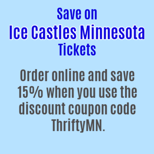 Ice Castles Minnesota Discount Code