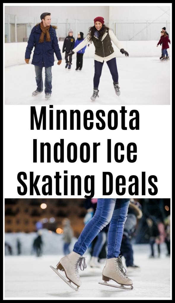 Minnesota Indoor Ice Skating Deals