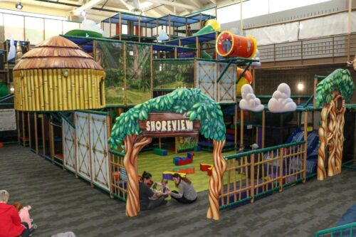 Tropical Adventure Indoor Playground (Shoreview)