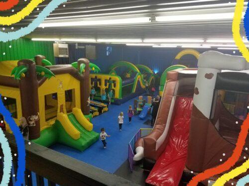 Jump City Indoor Bounce Park (Otsego)
