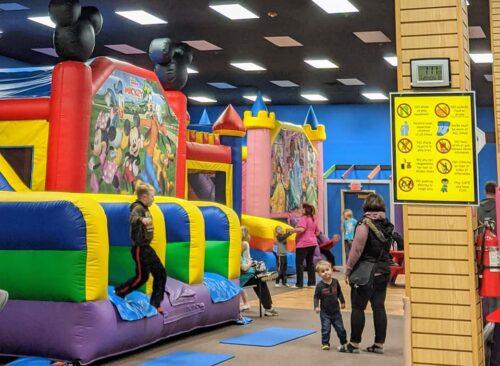 UpNorth Indoor Bounce House (Brainerd)
