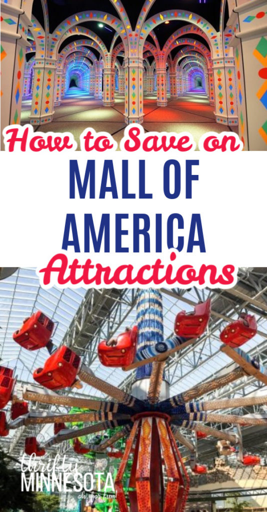 How to Save at Mall of America