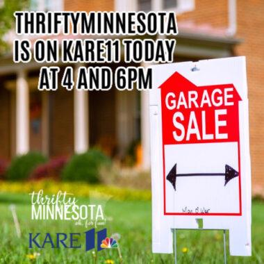 Garage Sale Alternatives