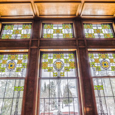 Glensheen Window