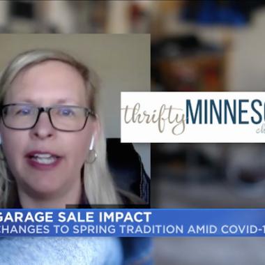 Thrifty Minnesota Garage Sale Alternatives