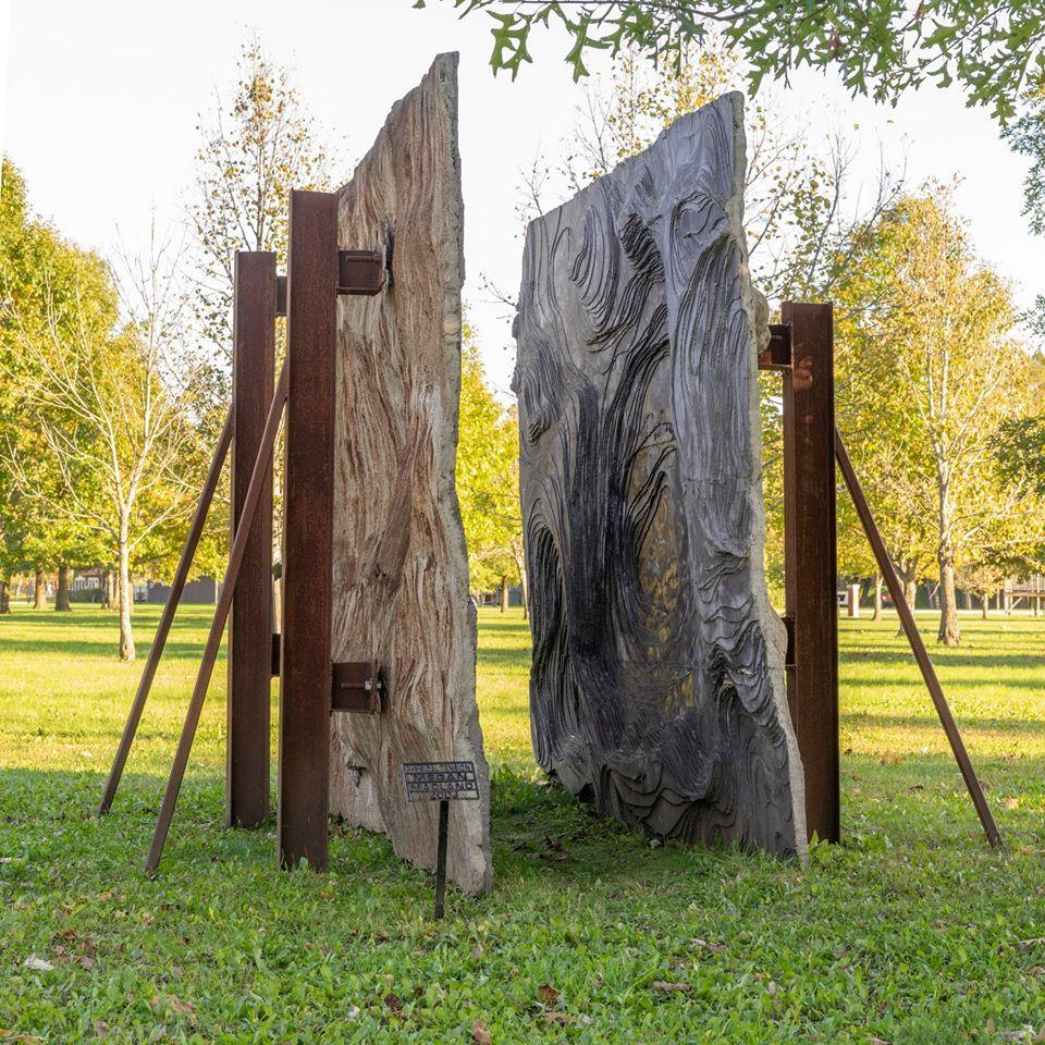Tower View Sculpture Garden