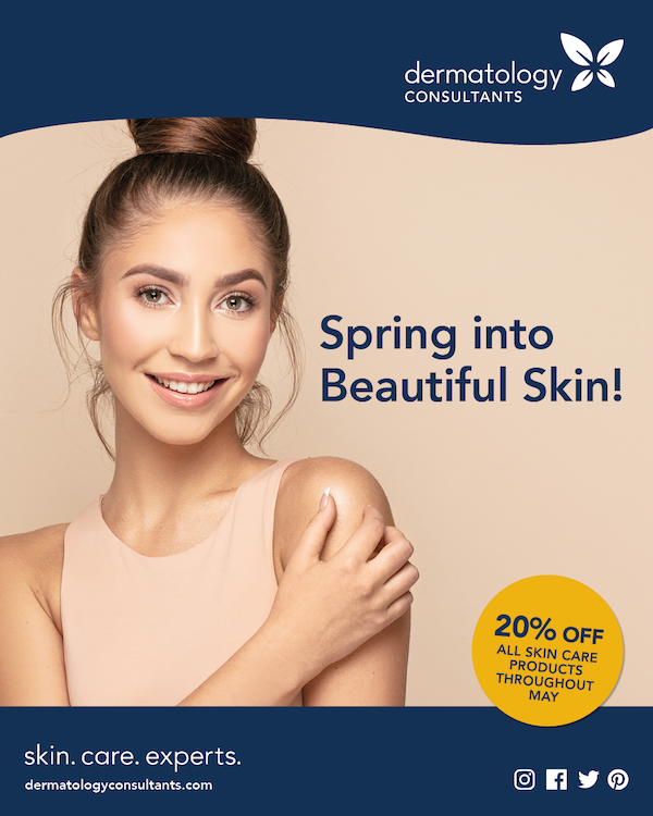 Dermatology Consultants Spring Sale