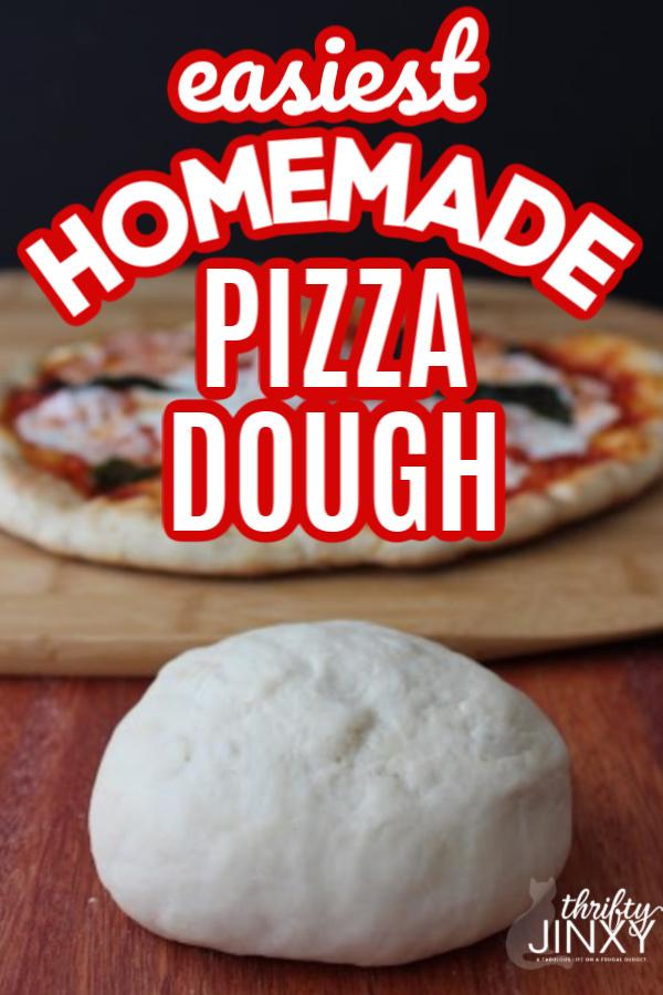 Homemade Pizza Dough (1)