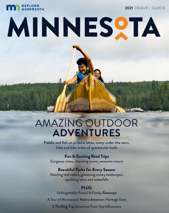 2021 Explore Minnesota Travel Guide