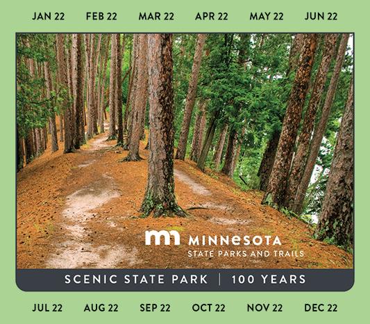 Minnesota State parks Pass