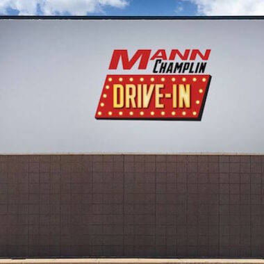 MANN CHAMPLIN DRIVE IN