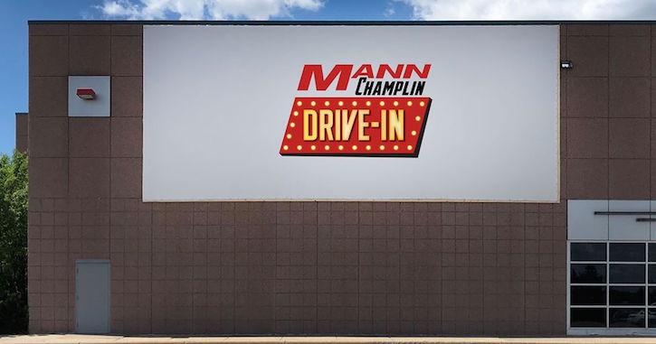 MANN CHAMPLIN DRIVE IN
