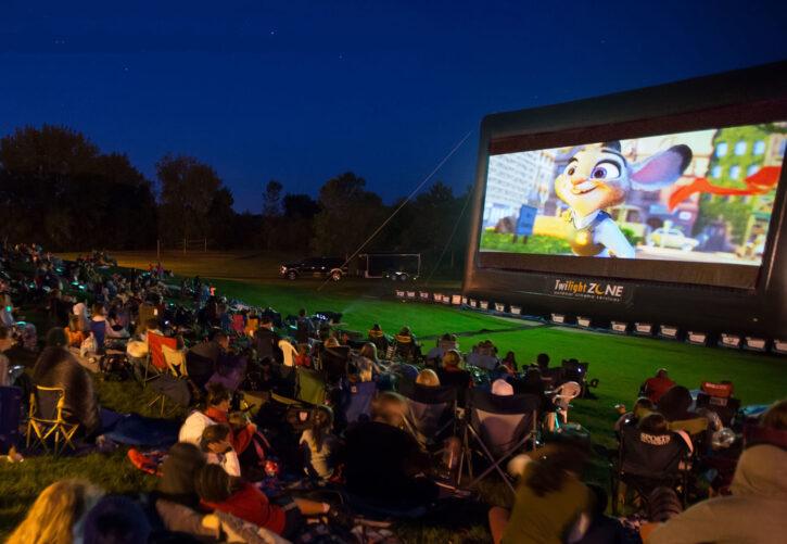 Starlight Cinema Woodbury Ojibway Park