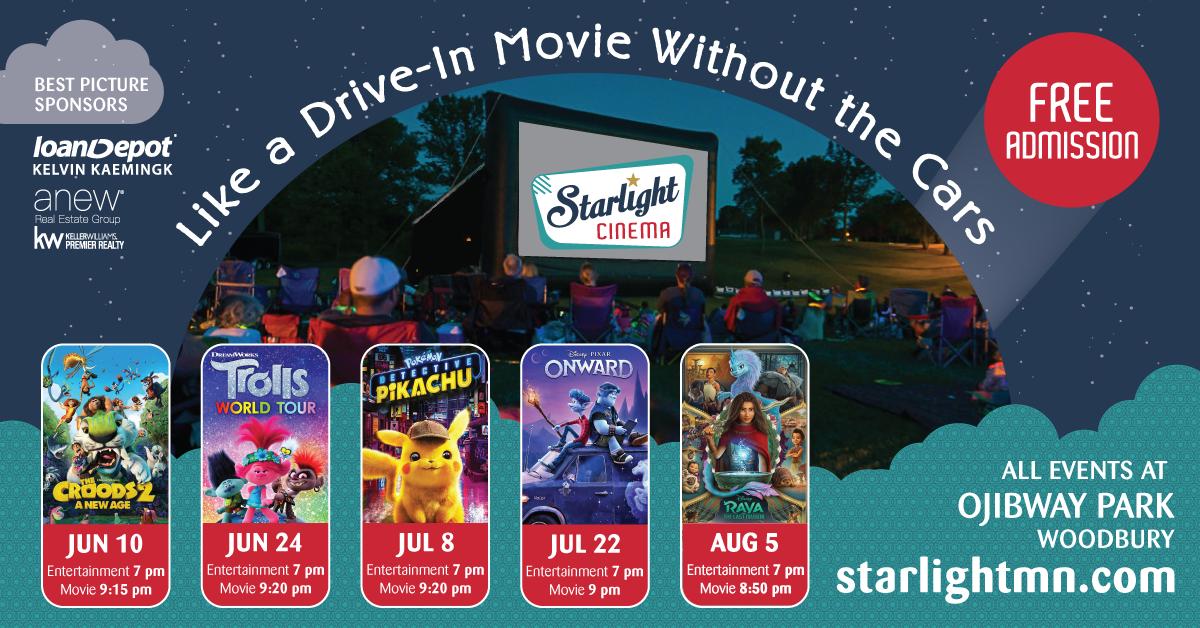 Starlight Cinema 2021