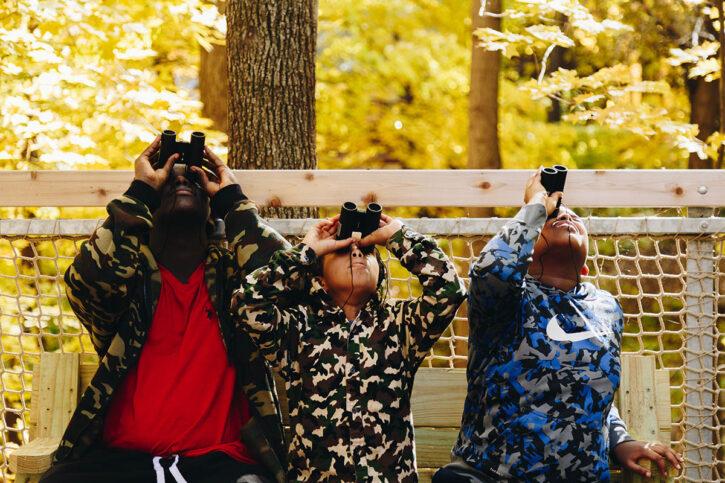 Tanadoona fall colors hike